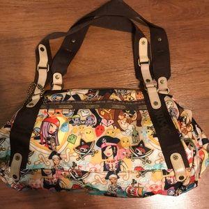 Tokidoki for Lesportsac bag! 💕